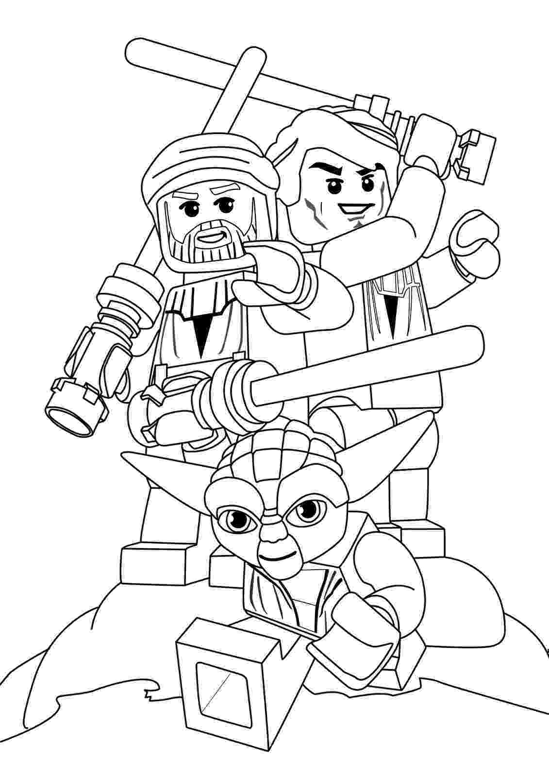 lego coloring sheets free lego star wars coloring pages to download and print for free sheets free lego coloring