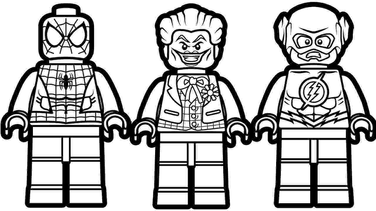 lego figure coloring pages lego minifigure colouring pages page 2 printable39s coloring lego pages figure