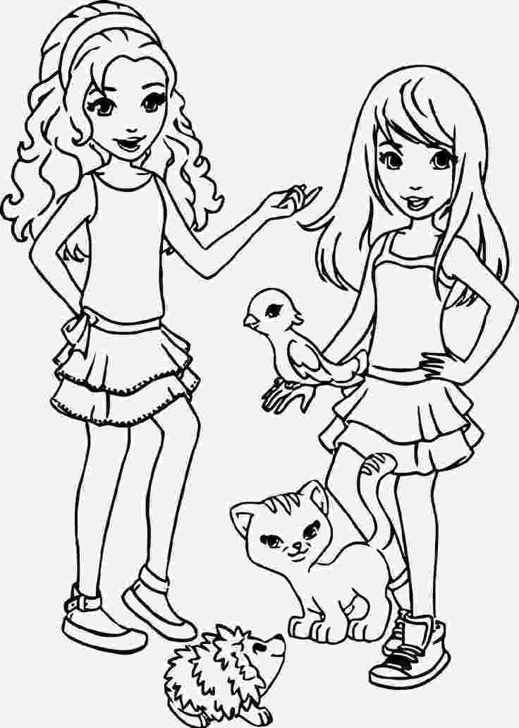 lego friends colouring pictures lego friends coloring pages coloring home colouring lego friends pictures