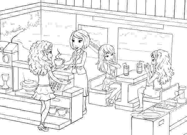 lego friends colouring pictures lego friends coloring pages to download and print for free friends lego pictures colouring