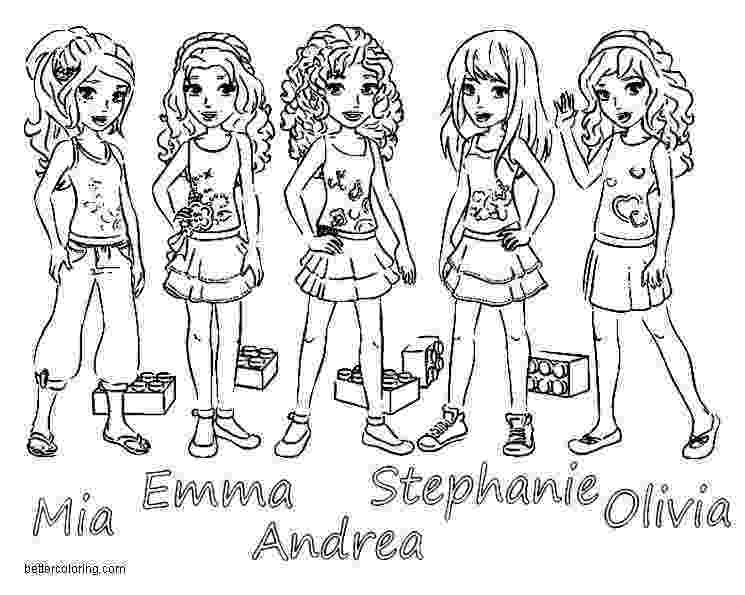 lego friends colouring pictures lego friends livi the pop star clicca sull39immagine lego pictures colouring friends