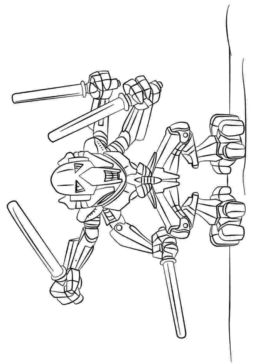 lego general grievous kids n funcouk 28 coloring pages of lego star wars grievous general lego