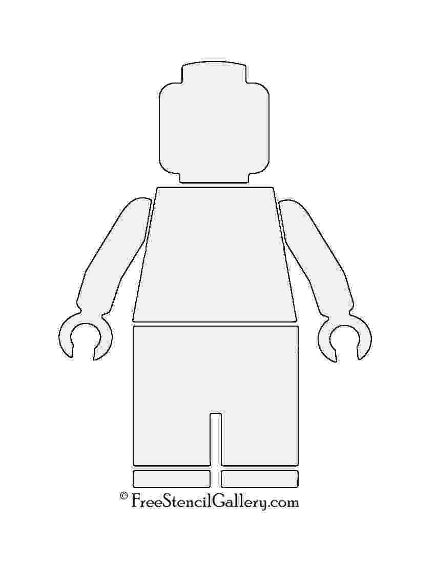 lego man printable my creative place lego birthday party lego printable man