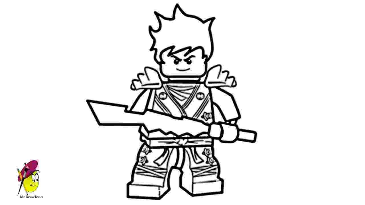 lego ninjago kai nrg ninjago lloyd drawing at getdrawingscom free for kai lego nrg ninjago