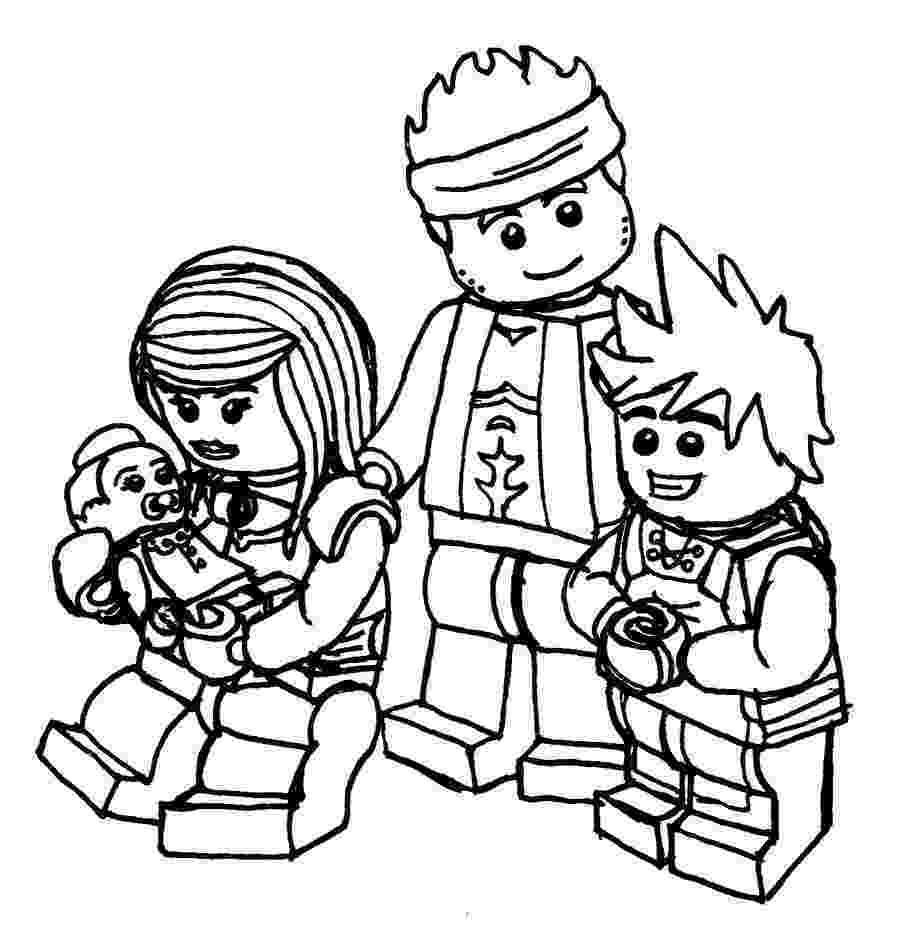 lego ninjago kai nrg ninjago nya and kai family sketch coloring page nrg ninjago kai lego