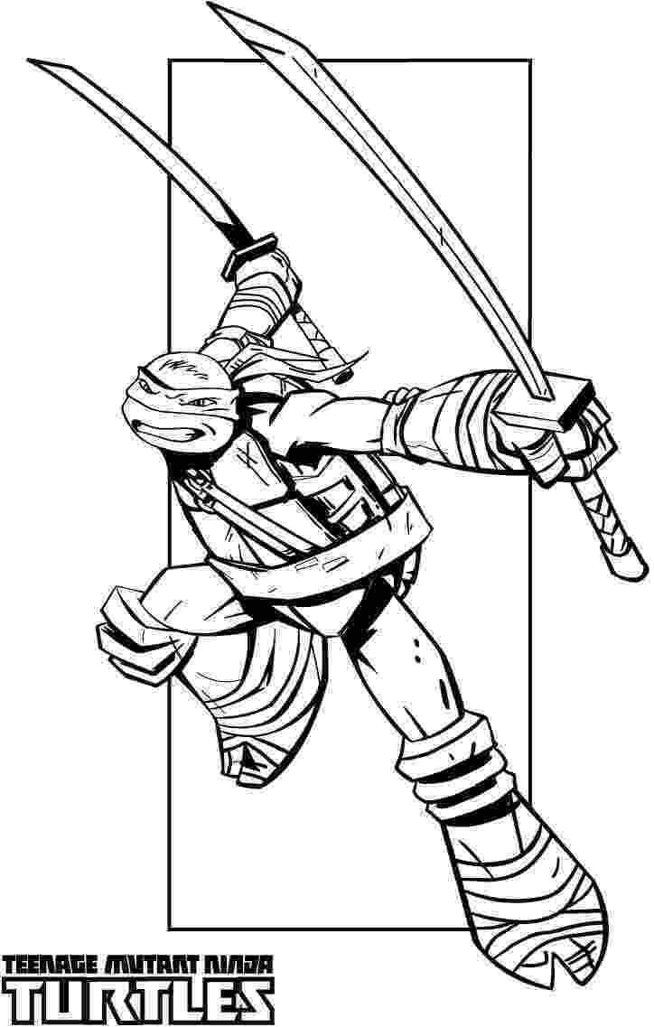 leonardo pictures tmnt ninja turtles coloring pages from animated cartoons of pictures leonardo tmnt