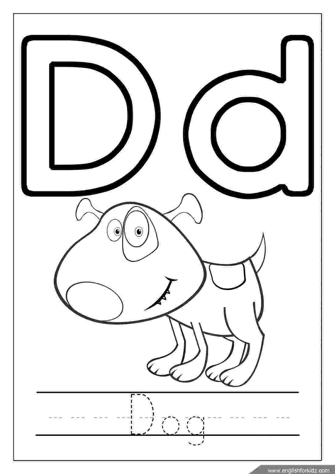 letter d coloring page letter d alphabet coloring pages 3 free printable letter coloring d page