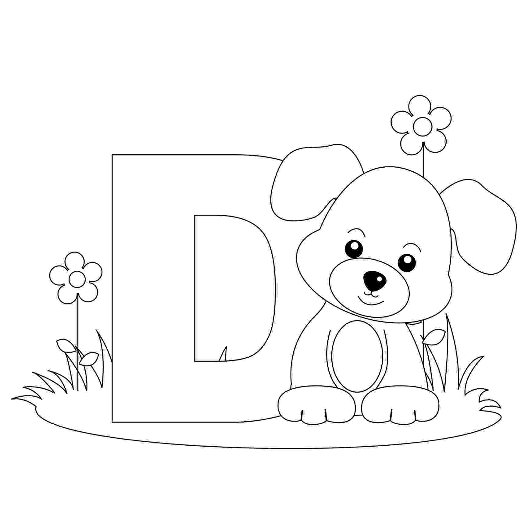 letter d coloring page letter d coloring page by early childhood resource center d page coloring letter