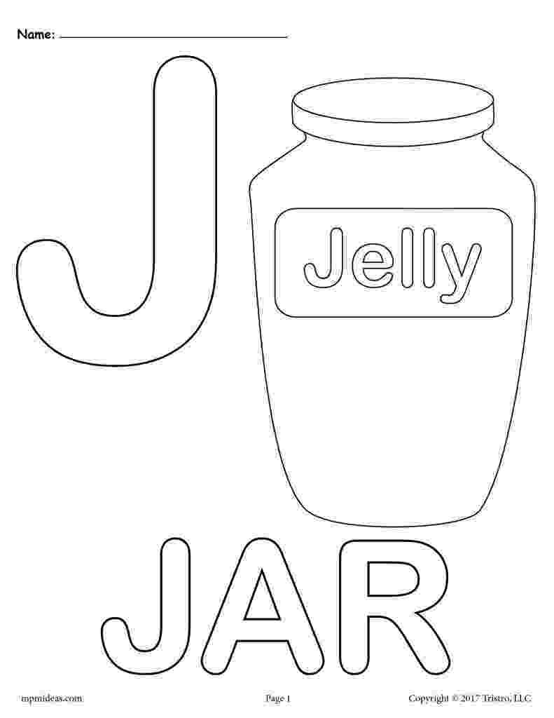 letter j colouring sheets letter j coloring page alphabet j sheets colouring letter