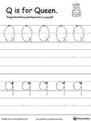 letter q tracing worksheet alphabet worksheets tracing alphabet worksheets tracing q letter worksheet