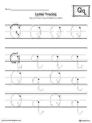 letter q tracing worksheet free letter q tracing worksheets q worksheet tracing letter