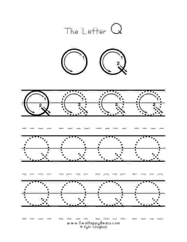 letter q tracing worksheet free printable alphabet q tracing worksheet tracing q worksheet letter