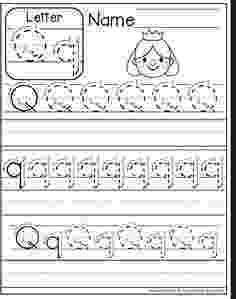 letter q tracing worksheet the letter q is for queen myteachingstationcom worksheet q letter tracing