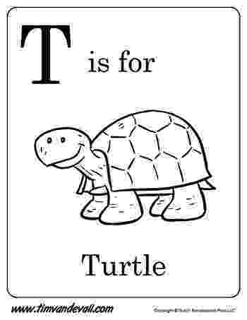 letter t animal coloring pages alphabet letters to print each letter is filled with pages t coloring letter animal