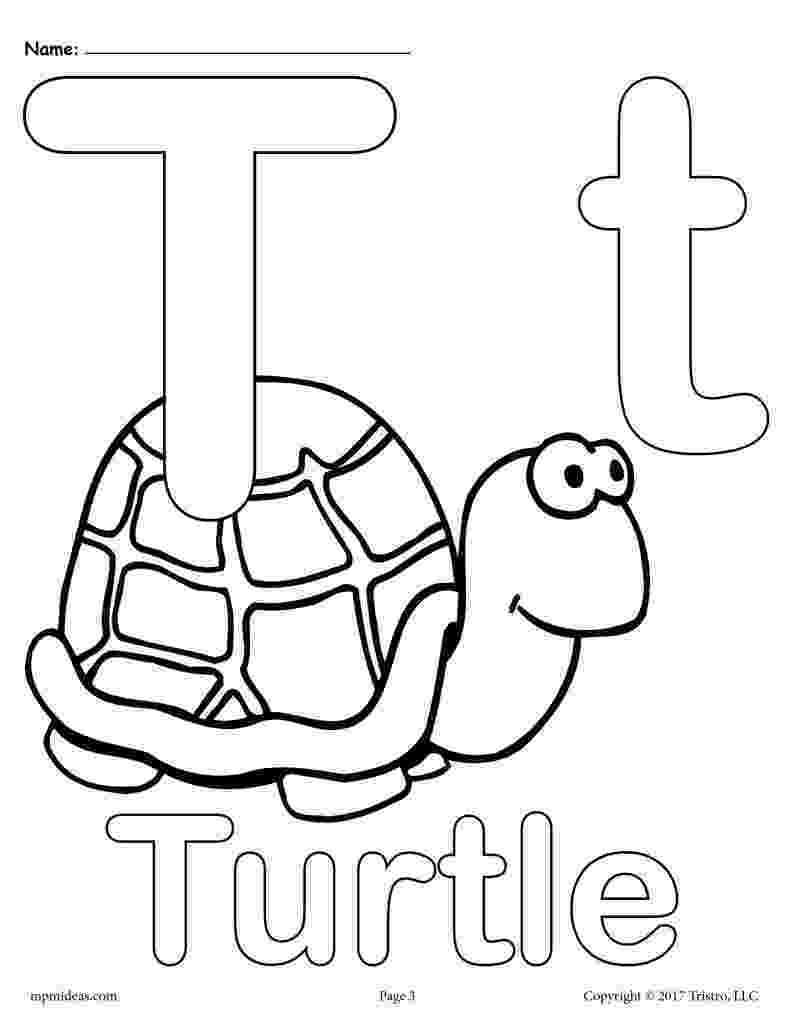 letter t animal coloring pages free cartoon alphabet letters download free clip art letter animal t coloring pages