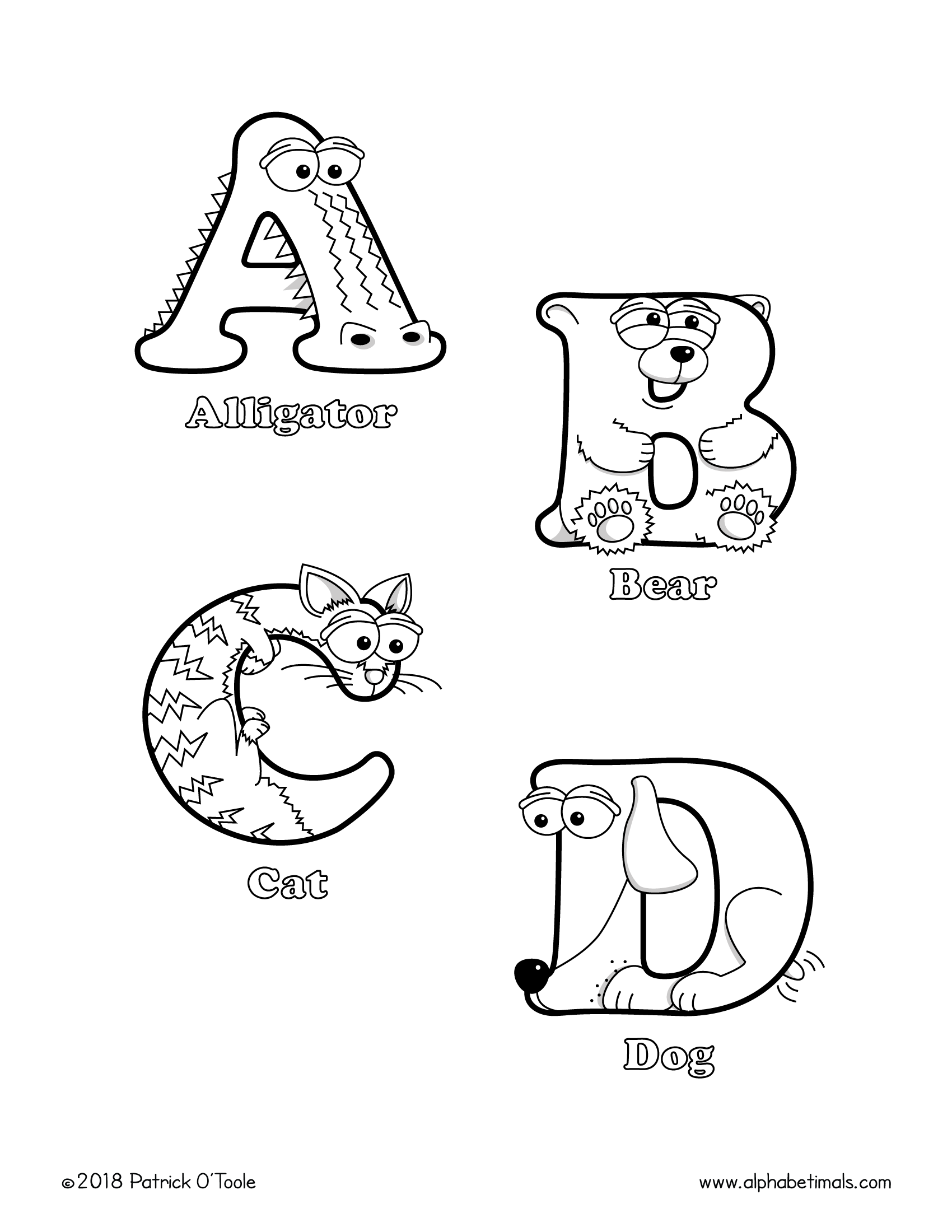 letter t animal coloring pages zernias coloring pages animal t coloring pages letter