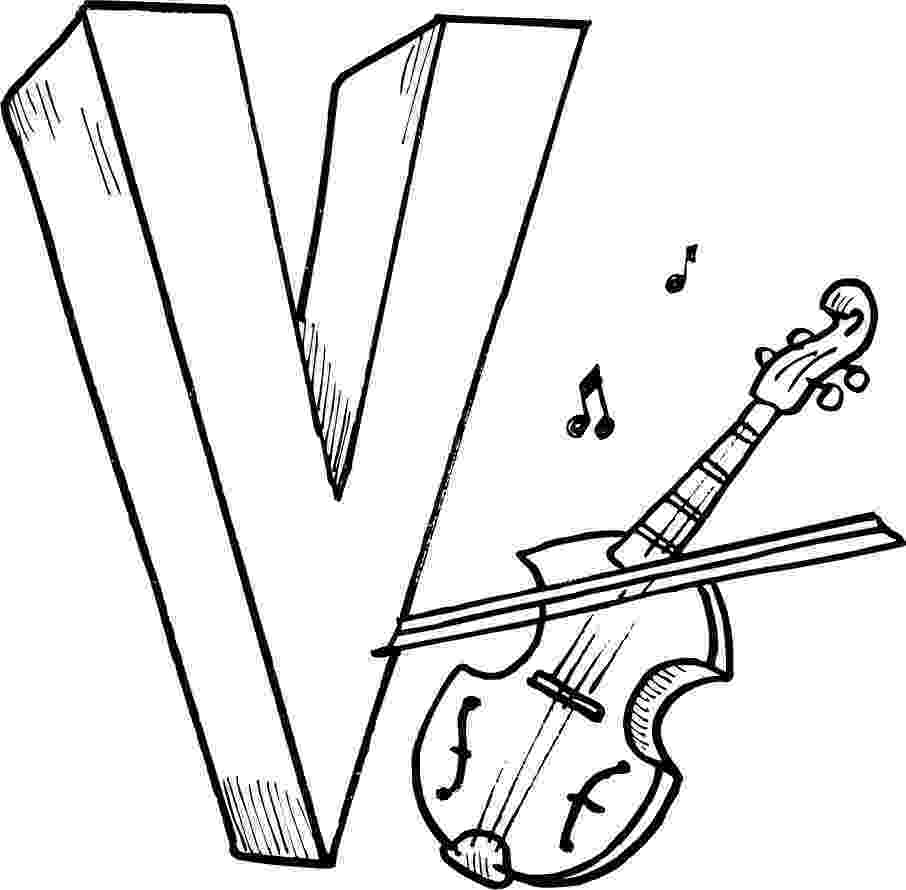 letter v coloring pages preschool alphabet coloring pages sight words reading writing preschool v coloring pages letter