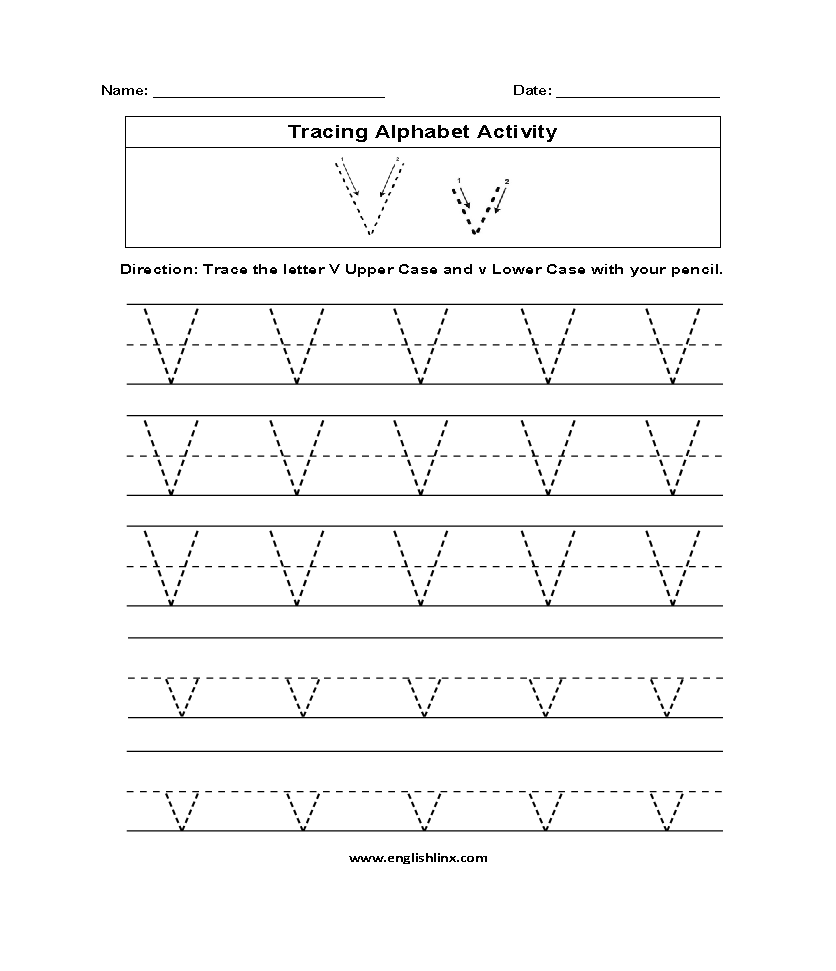 letter v tracing 12 learning the letter v worksheets kittybabylovecom tracing v letter