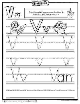 letter v tracing free printable tracing letter v worksheets for preschool v letter tracing