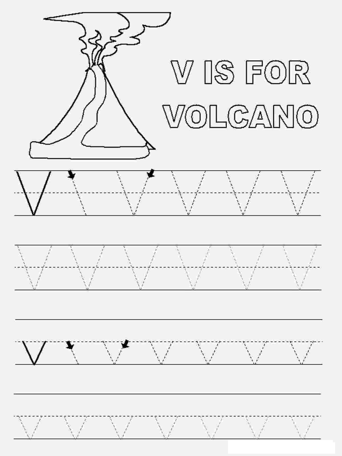 letter v tracing lowercase letter quotvquot tracing worksheet doozy moo tracing letter v