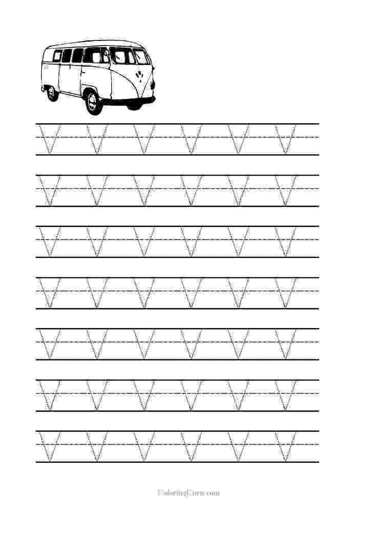 letter v tracing lowercase letter v tracing sheet preschool crafts v tracing letter