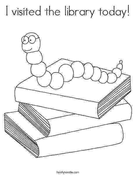 library coloring pages i visited the library today coloring pages download library coloring pages