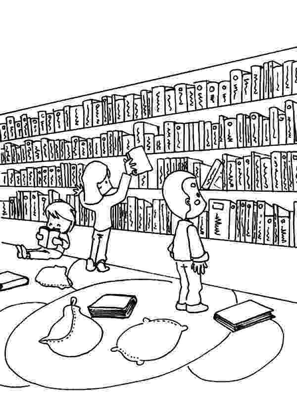 library coloring pages letter l is for library coloring page free printable library pages coloring