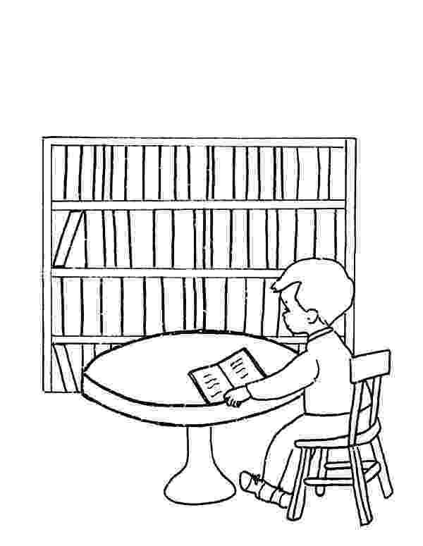 library coloring pages reading bookworm coloring page tafelberg coloring coloring library pages