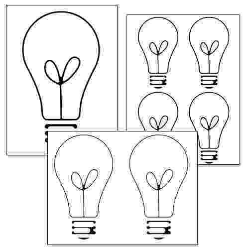 light bulb printable 40 great 10 minute writing topics dads my dad and bulb printable light