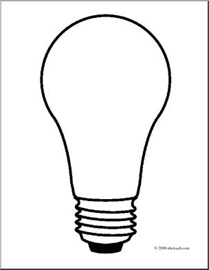 light bulb printable free printable christmas light templates the artisan life bulb light printable