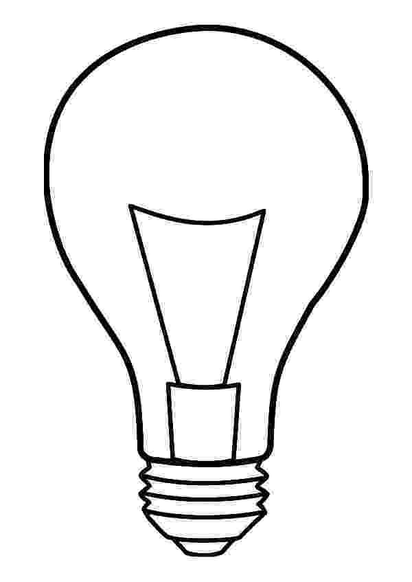 light bulb printable lightbulb template free download best lightbulb template printable light bulb