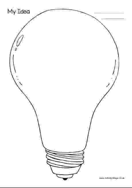 light bulb printable printable light bulb coloring page free pdf download at bulb light printable
