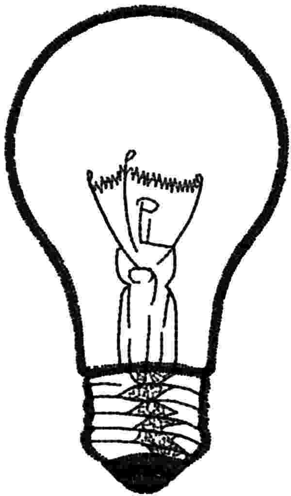 light bulb printable printable light bulb pattern use the pattern for crafts printable bulb light
