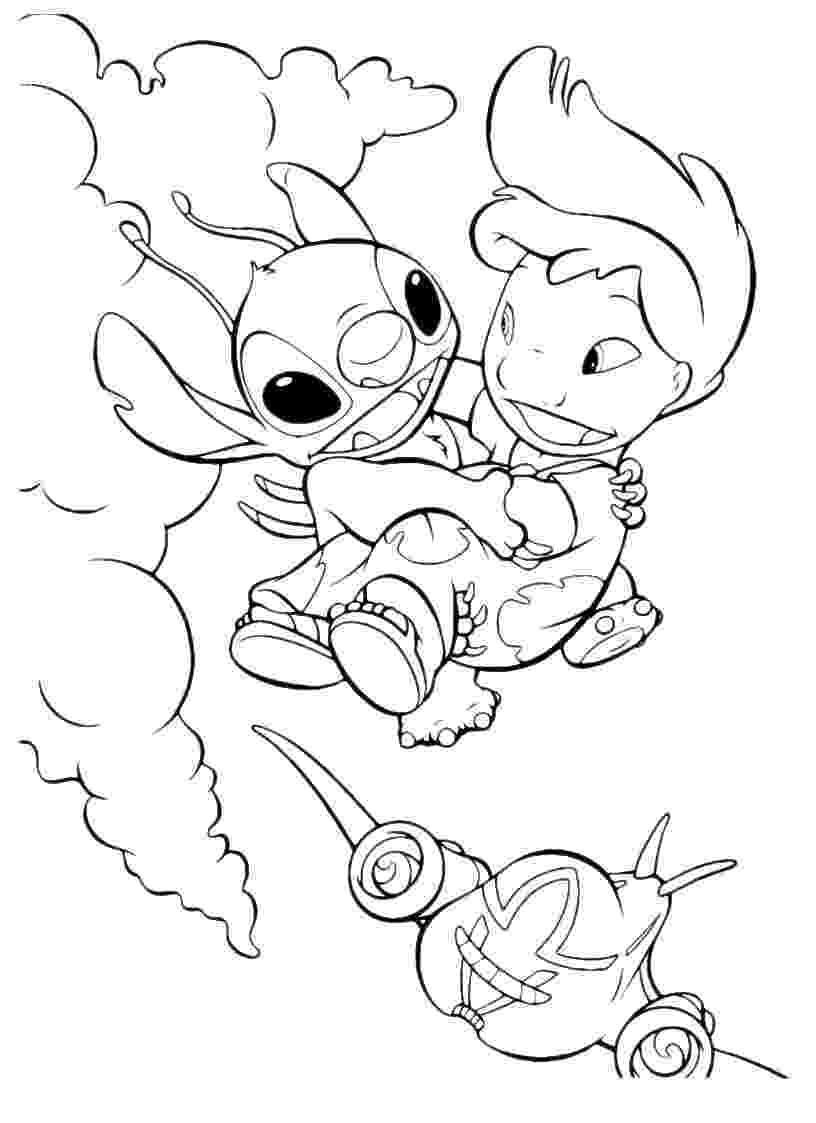 lilo and stitch coloring sheets lilo and stitch coloring pages 2 disneyclipscom coloring lilo sheets and stitch
