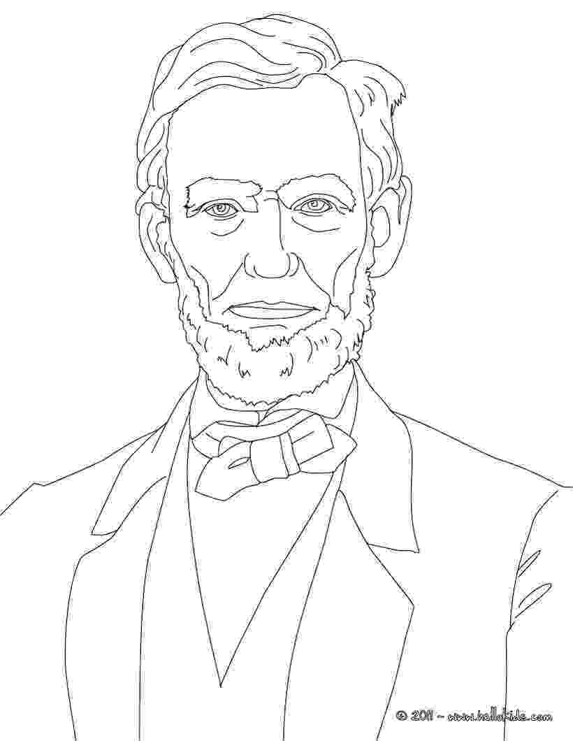 lincoln coloring page abraham lincoln coloring pages best coloring pages for kids coloring page lincoln