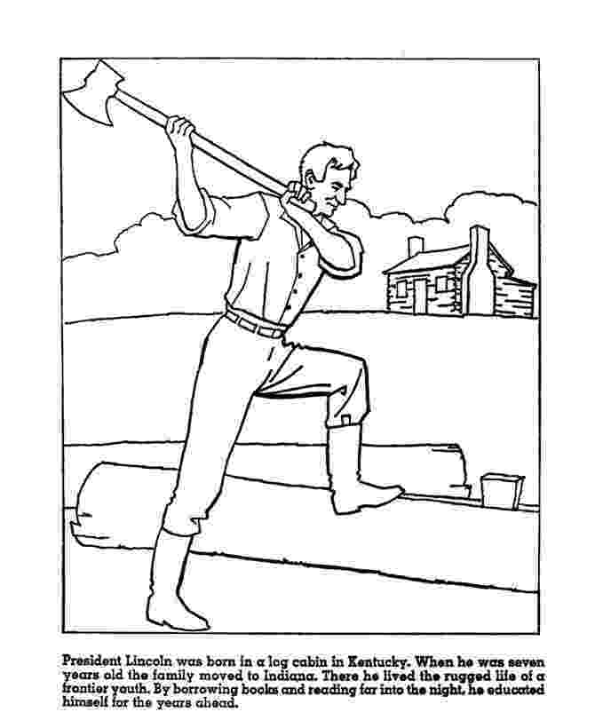 lincoln coloring page abraham lincoln coloring pages best coloring pages for kids page coloring lincoln