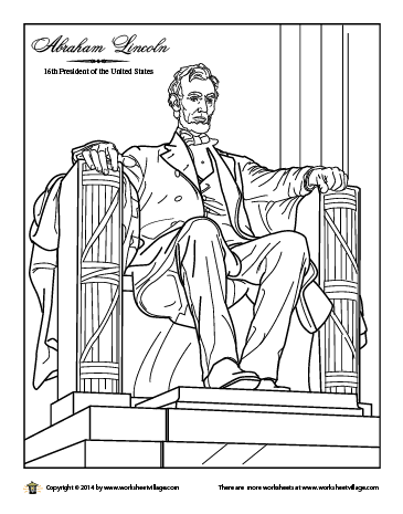 lincoln coloring page top 10 abraham lincoln coloring pages for your toddler lincoln coloring page