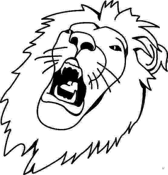 lion face coloring page lion coloring page face page coloring lion