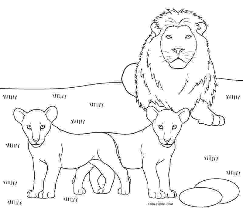 lion face coloring page lion face coloring pages getcoloringpagescom page face coloring lion