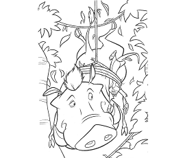lion trapped in a net lion coloring games coloringgamesnet trapped net a in lion