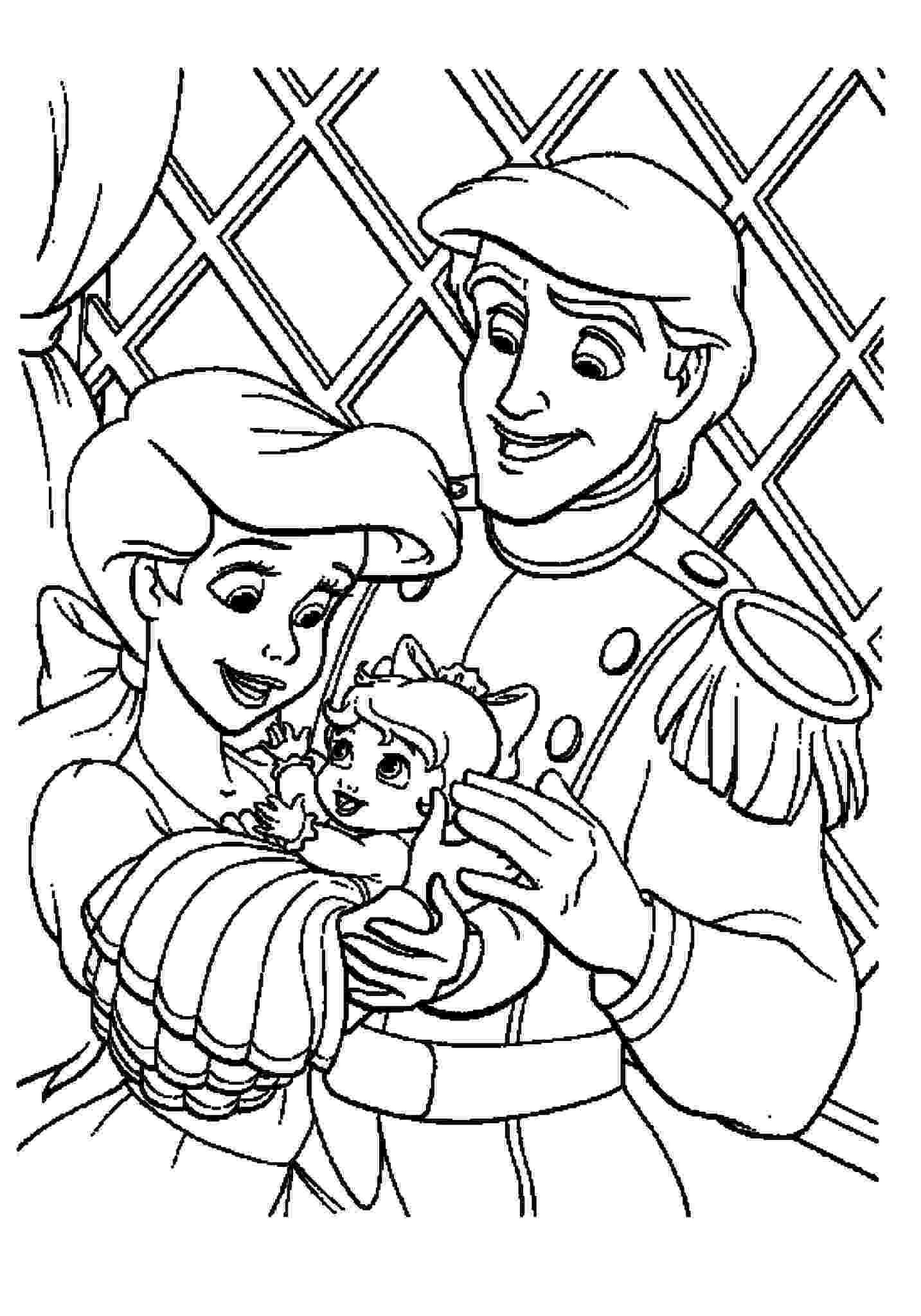 little mermaid coloring sheet ariel coloring pages best coloring pages for kids sheet little mermaid coloring
