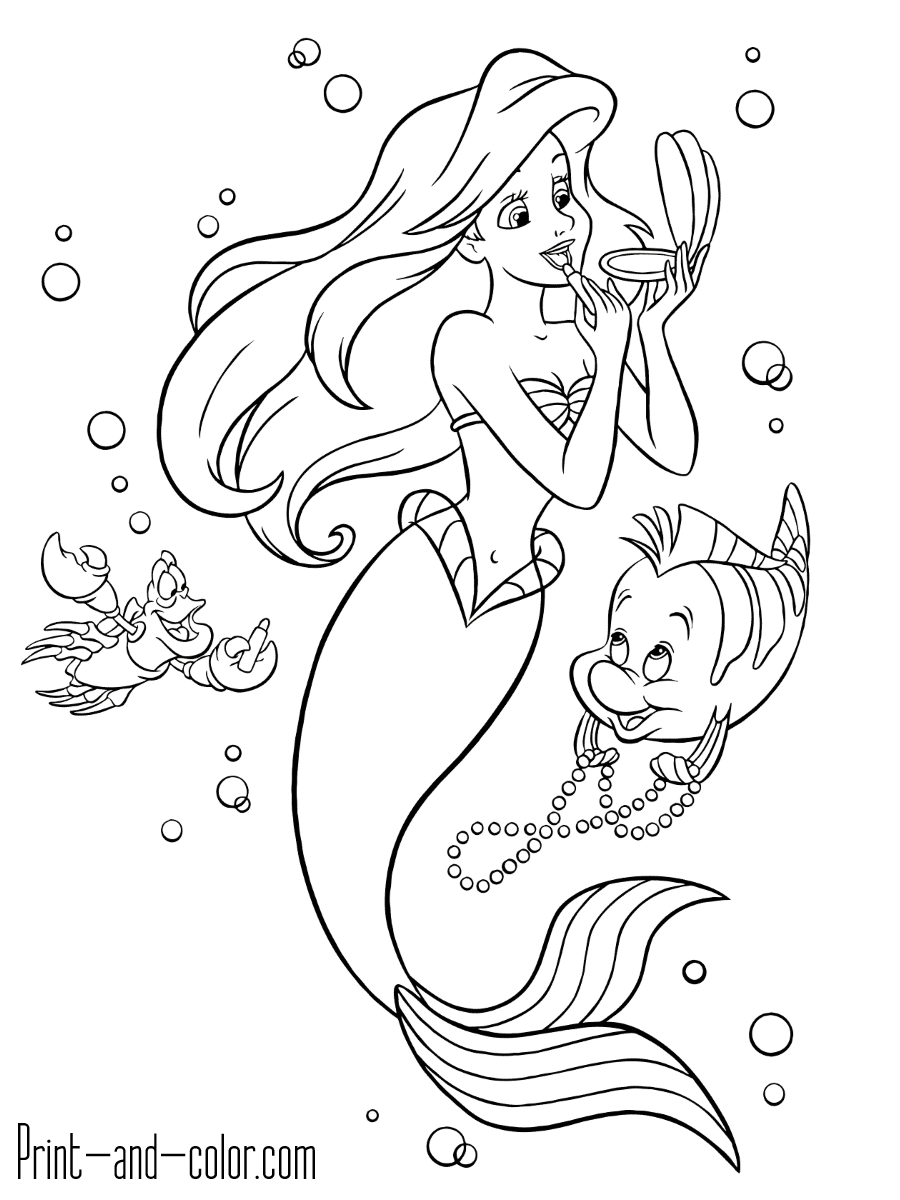 little mermaid coloring sheet the little mermaid coloring pages disney39s world of wonders sheet little mermaid coloring