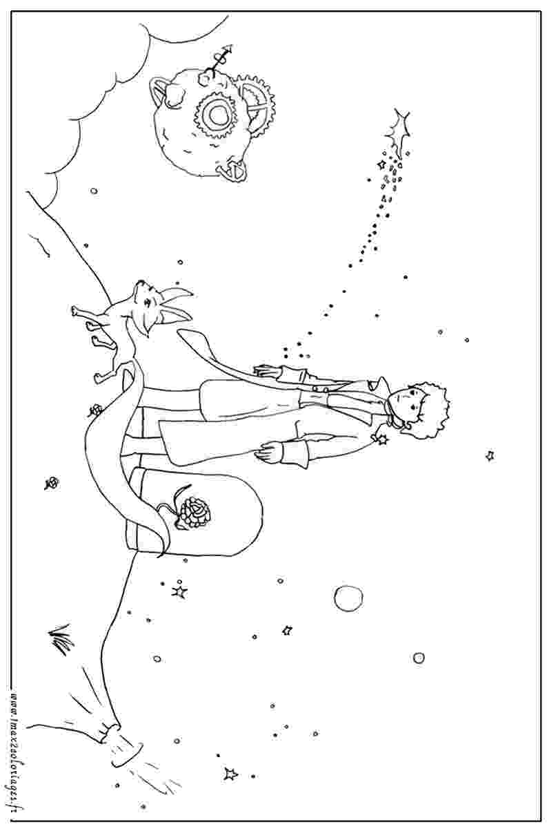 little prince coloring book little prince manuscripts coloring page free printable prince coloring little book