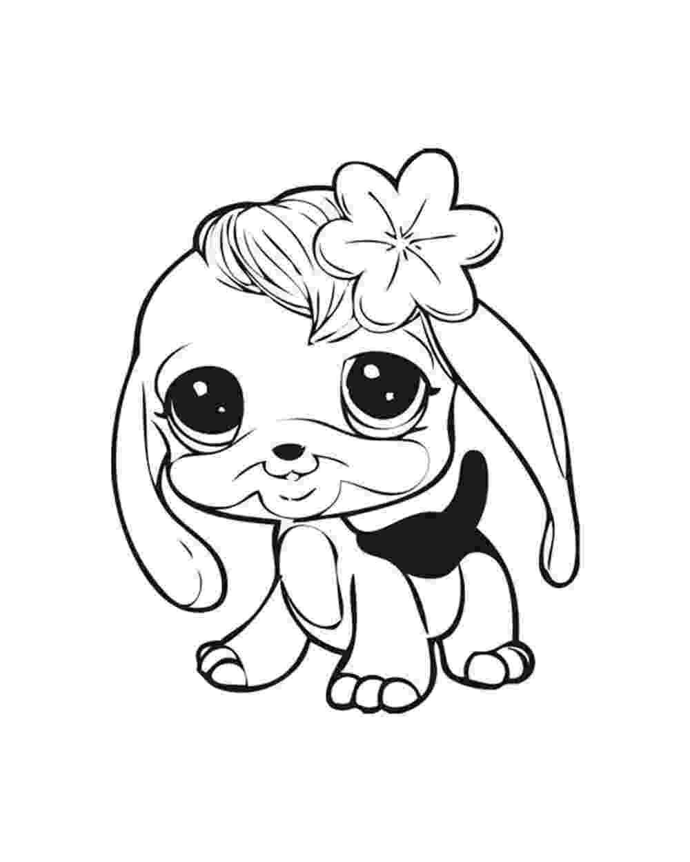 littlest pet shop colouring sheets littlest pet shop coloring pages for kids to print for free littlest colouring sheets shop pet