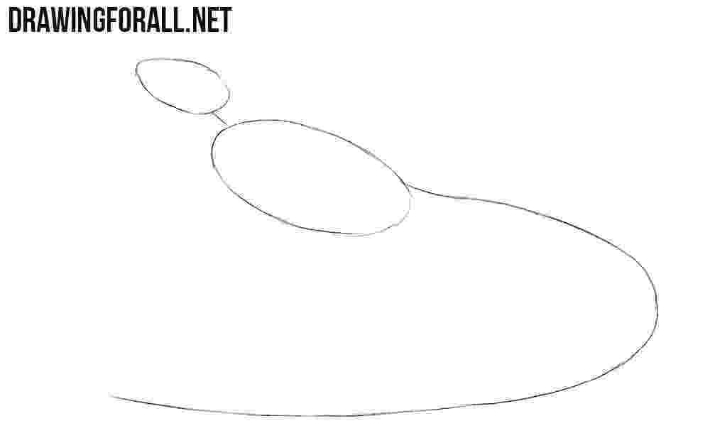 lizard to draw how to draw an iguana drawingforallnet draw to lizard