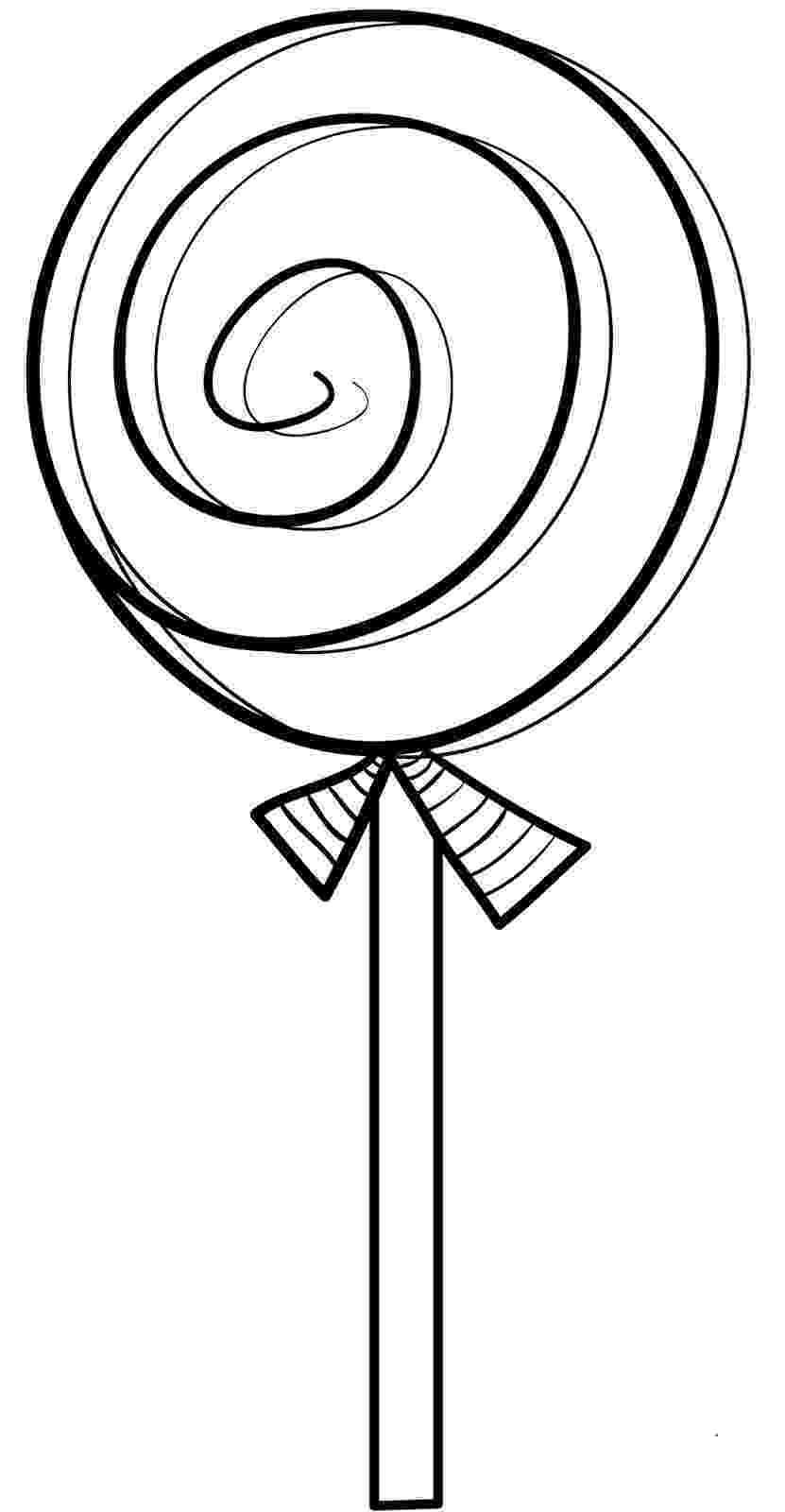 lollipop coloring pages lost in paper scraps free files friday lollipop coloring pages