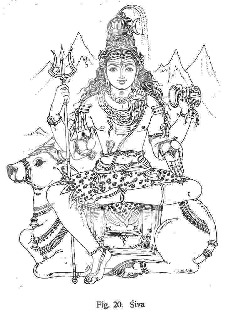 lord shiva colouring pages 49 best hindu gods coloring book images on pinterest colouring lord shiva pages