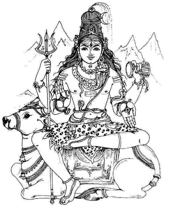lord shiva colouring pages hinduism coloring pages lord shiva face printable free colouring pages shiva lord