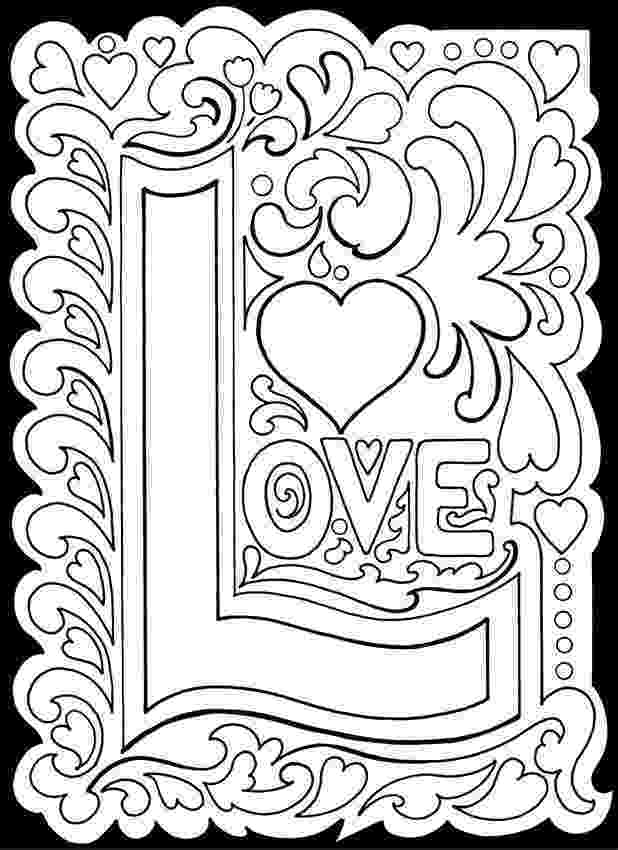 love coloring sheet welcome to dover publications coloring pages pinterest love sheet coloring