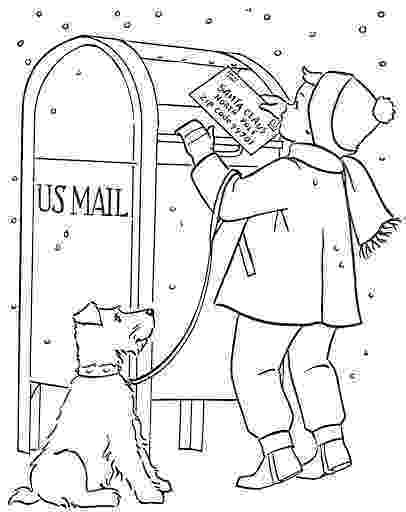 mail carrier coloring page 10 pics of mailman community helper coloring pages mail carrier page coloring